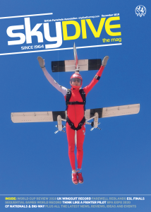 Skydive the Mag December 2020