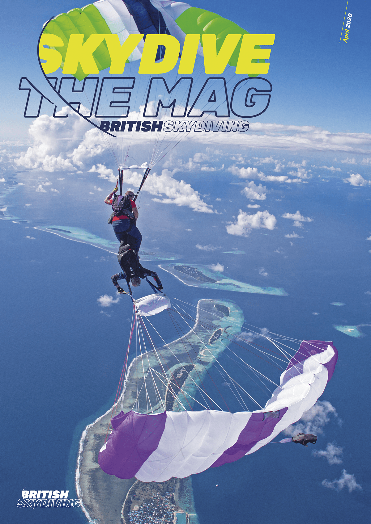 Skydive the Mag April 2020