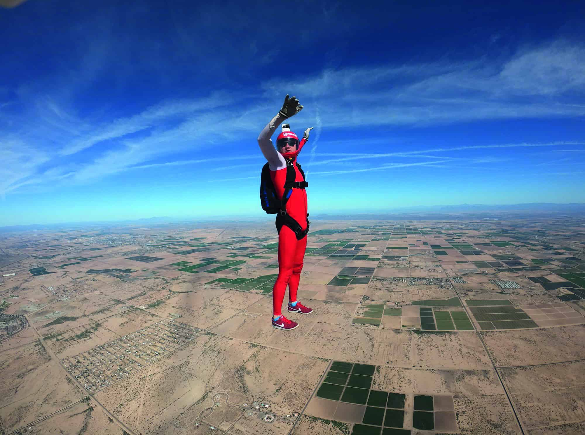 How You Can Start Freestyle Skydiving