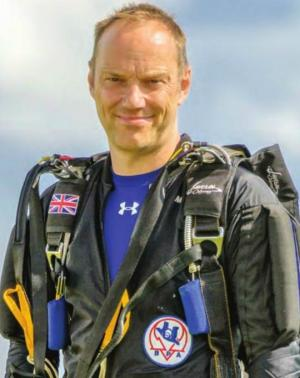 """Good governance is about not only looking inwards at our own sport and backwards at custom and practice, but looking outwards at other sports and forwards to an exciting and ever more challenging future."" Martin Soulsby, British Skydiving Chair, Annual Report 2014"