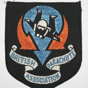 British Parachute Association (blazer)