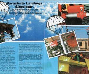 Parachute Landing Simulator