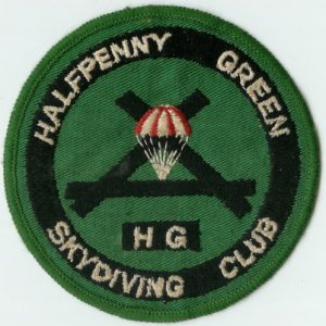 Halfpenny Green Skydiving Club