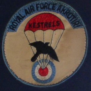 Royal AIr Force Kestrels