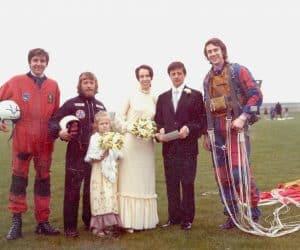 Dave Rowell, Kerry Noble, Cathy & John Corlett, Rob Noble-Nesbitt