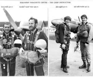 NPC Chief Instructors: Kerry Noble 1970-71, Marshall Power 1969-70, John English 1971-72, Rob Noble Nesbitt 1972-1976
