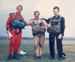 Brian Hewitt, Kerry Noble, Mick O'Neill