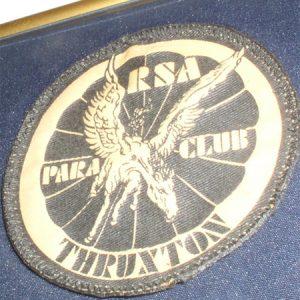 RSA Para Club, Thruxton