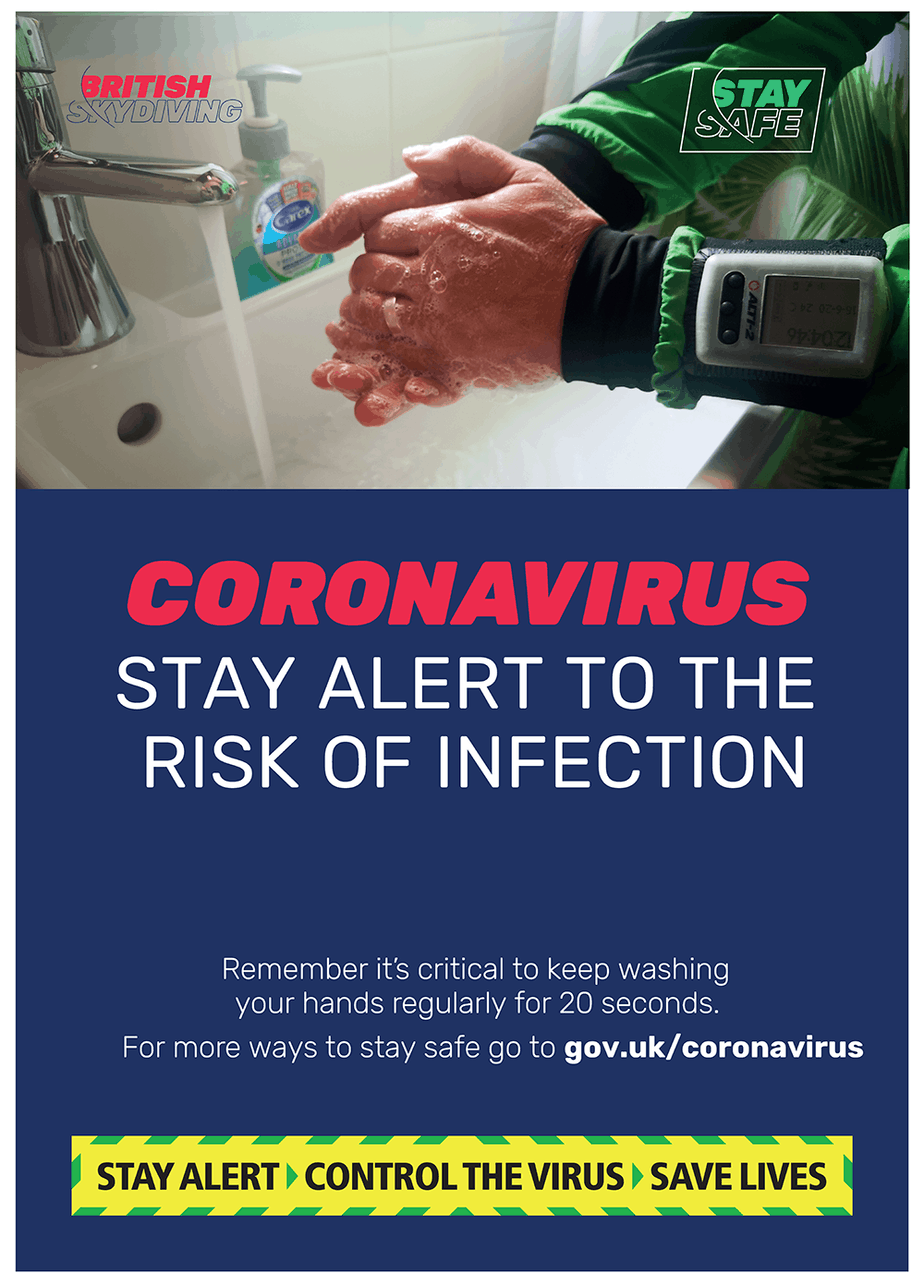 Stay Alert to the Risk of Infection