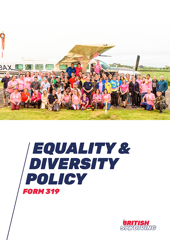 Equality and Diversity Policy